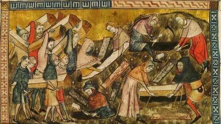 鼠疫:一个人类文明的隐喻