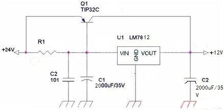 解决方案1: 我查了一下12v氧气泵的参数,如下: 下面的电路接到上图