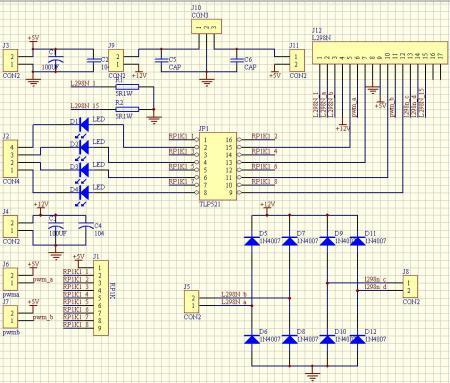 在pwm直流调速中,可以用l298n做驱动电路吗?效果怎样?