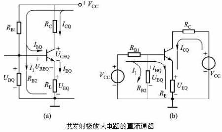 三极管放大电路具体是怎么计算的?