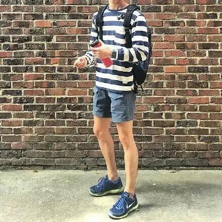 2016男生夏季衣服的搭配,最好有图片,多一点