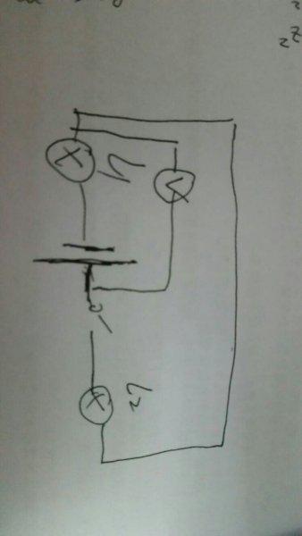 帮忙画一下这个电路图,初中物理,必采纳