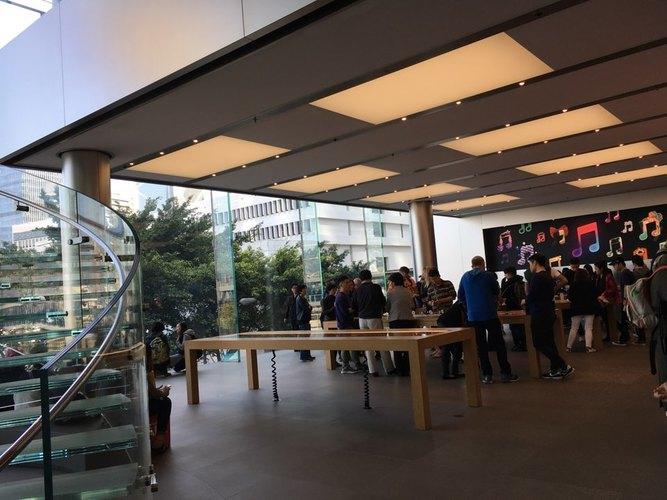 applestore店_apple store(ifc店)图片