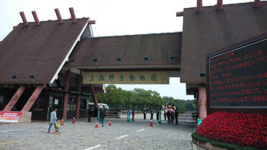 上海野生动物园 一日游_旅行画册旅行图片_百度旅游
