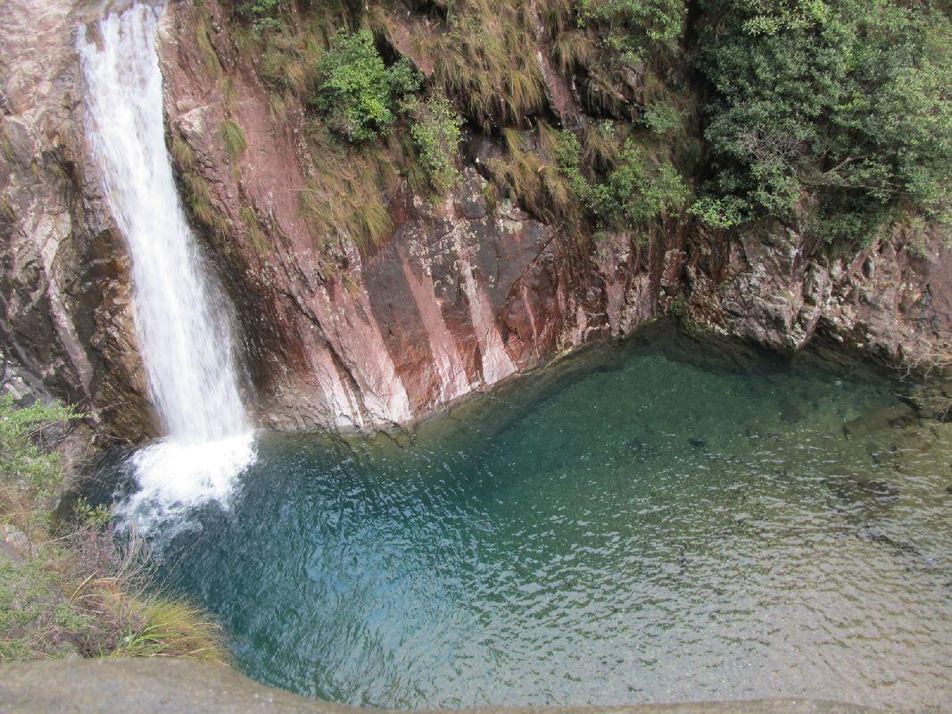 温州瑞安寨寮溪——花岩国家森林公园