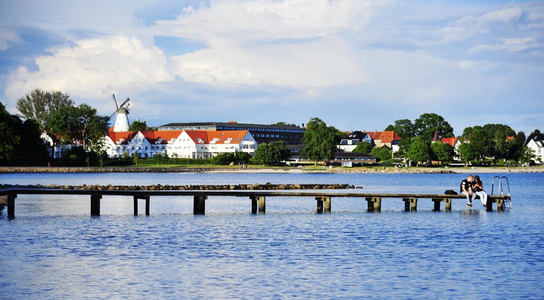 丹麦风景gif