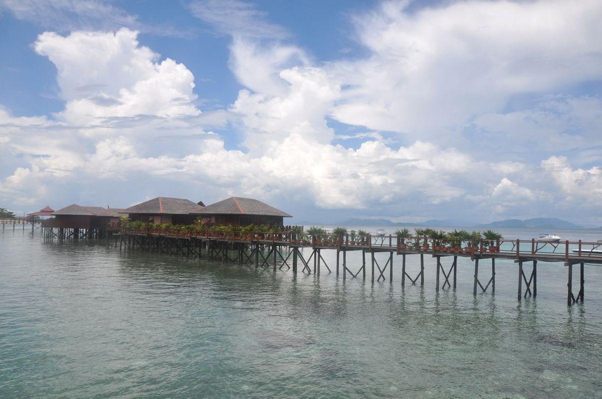 马布岛水上度假村