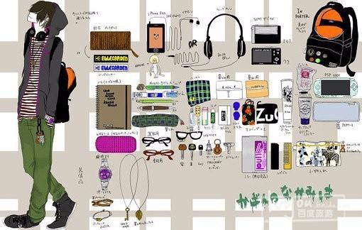 日本旅游必备物品清单 超强行李整理指南