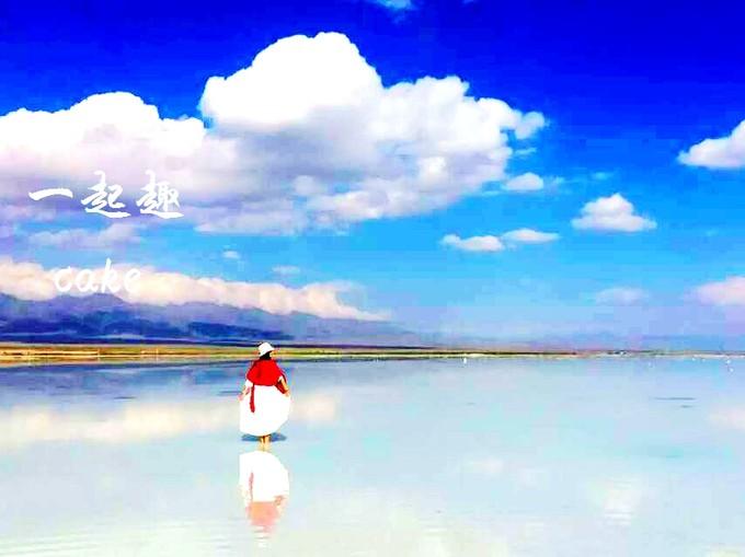 茶卡盐湖摄影旅游详细天空,看完就去攻略之境,遇见最美的自己.湖北武当山攻略图片