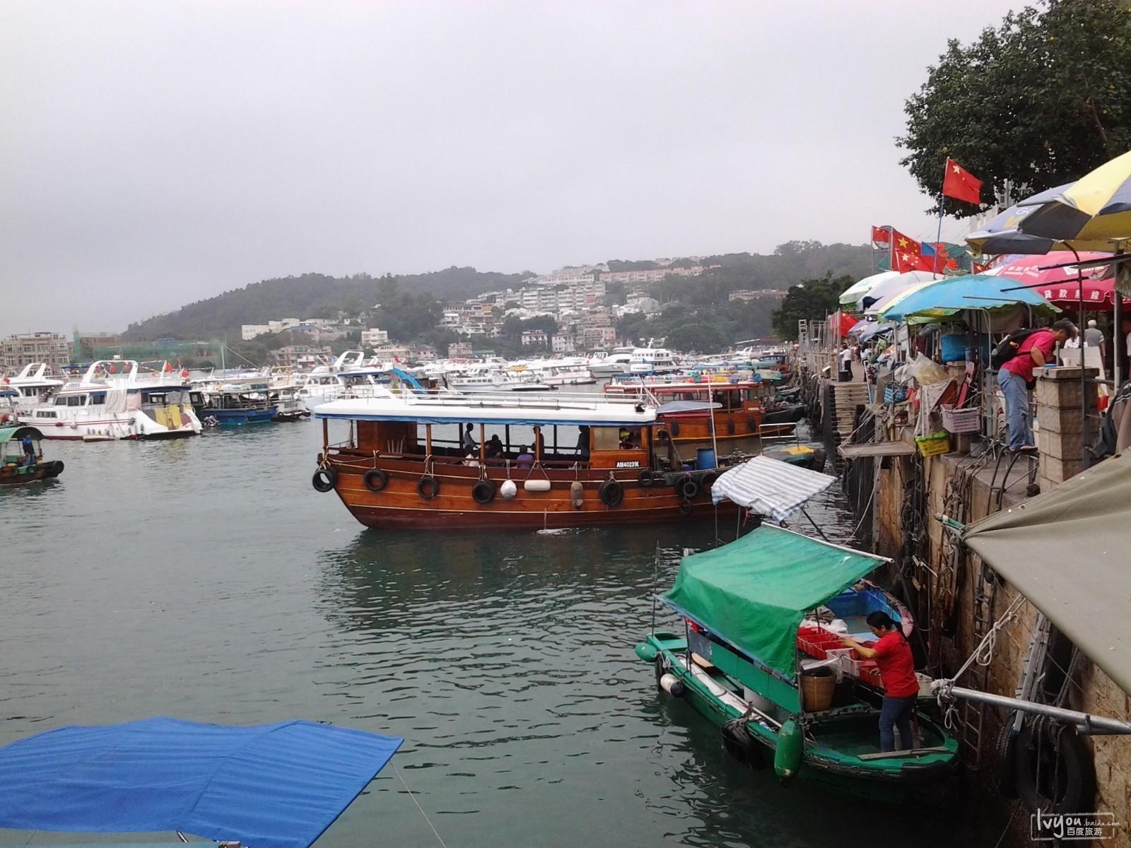 香港西贡桥咀洲岛:露营垂钓_香港西贡桥咀旅游攻略