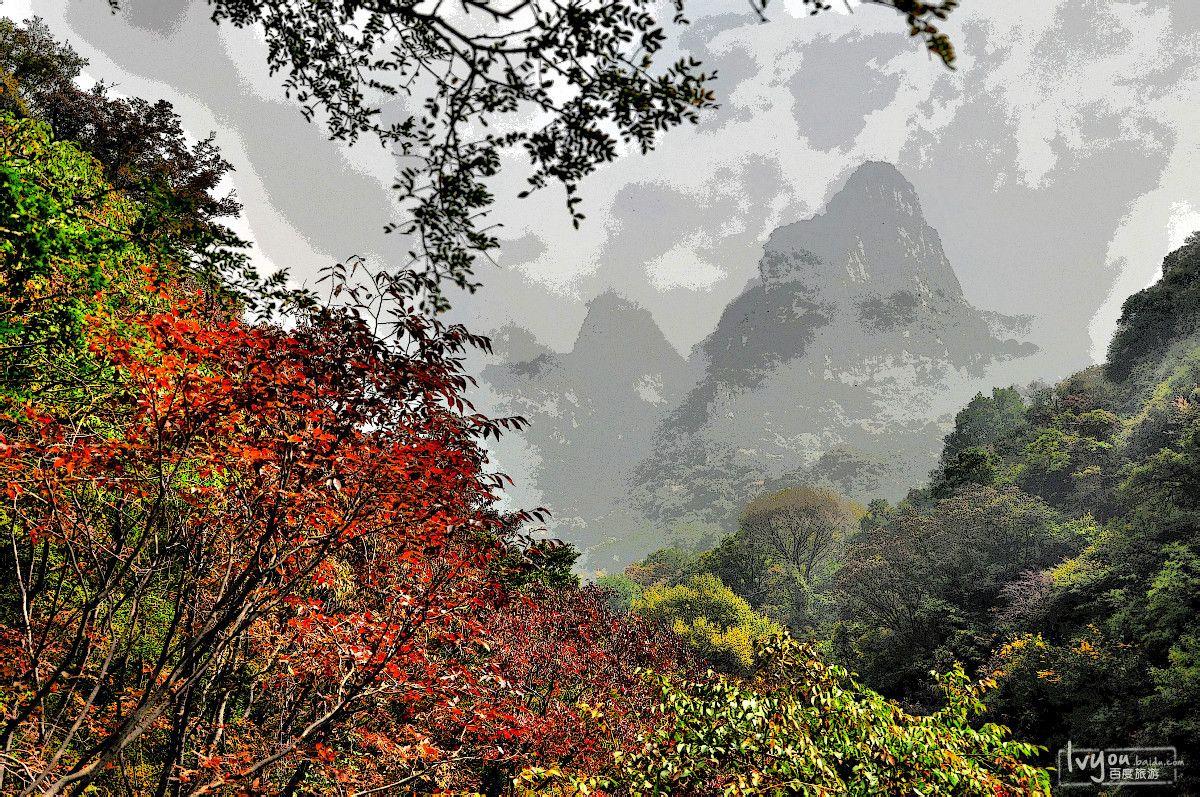 山西旅游景点精典图片