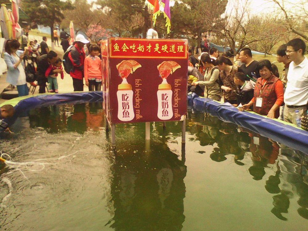 西霞口动物园游玩