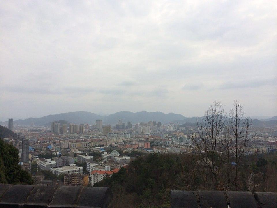 临海江南长城