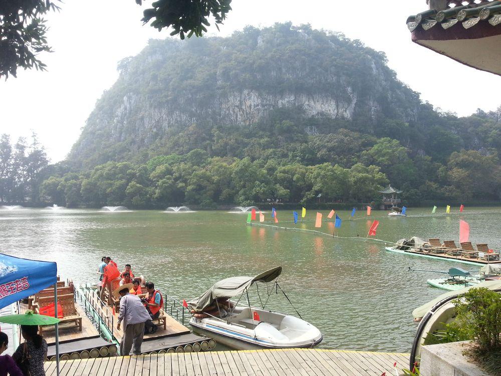 肇庆七星岩风景区