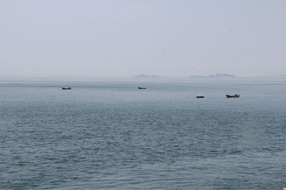 大连獐子岛