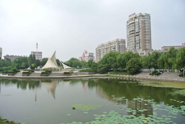安徽—阜阳(文峰,青颖公园)
