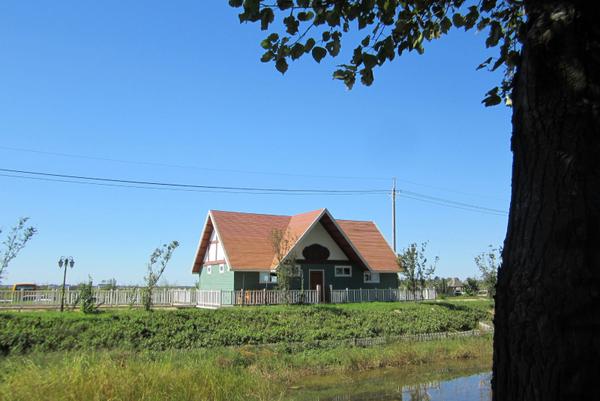可爱的小房子图片