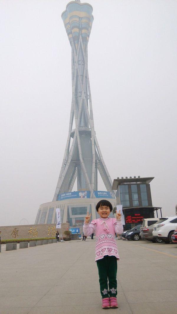 郑州中原福塔——2014年3月