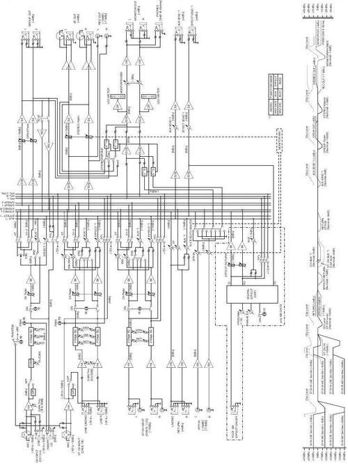 规格  单位: mm mg124cx/mg124c 使用说明书21i 规格 i电路图和电平图