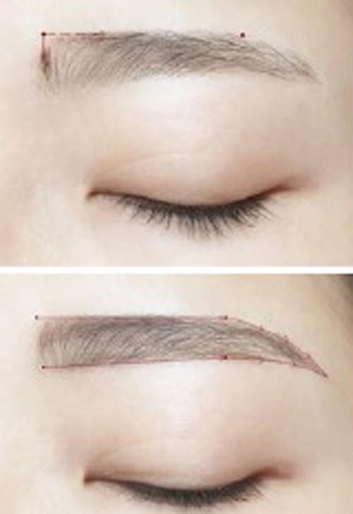 眉毛的画法步骤图解 六步科学画出精准眉毛