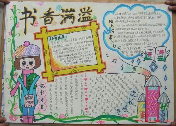 关于成语的手抄报,要求字小,内容多,颜色新颖.图片