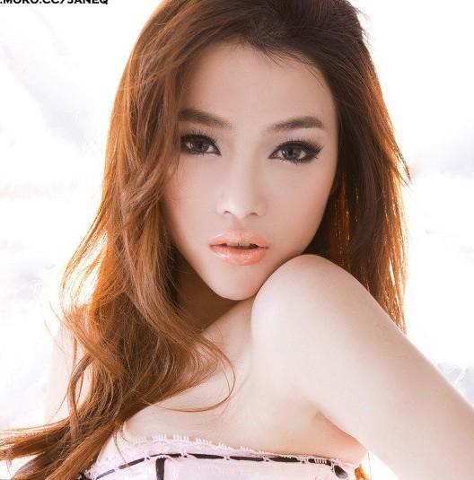 这位女模特叫什么名字