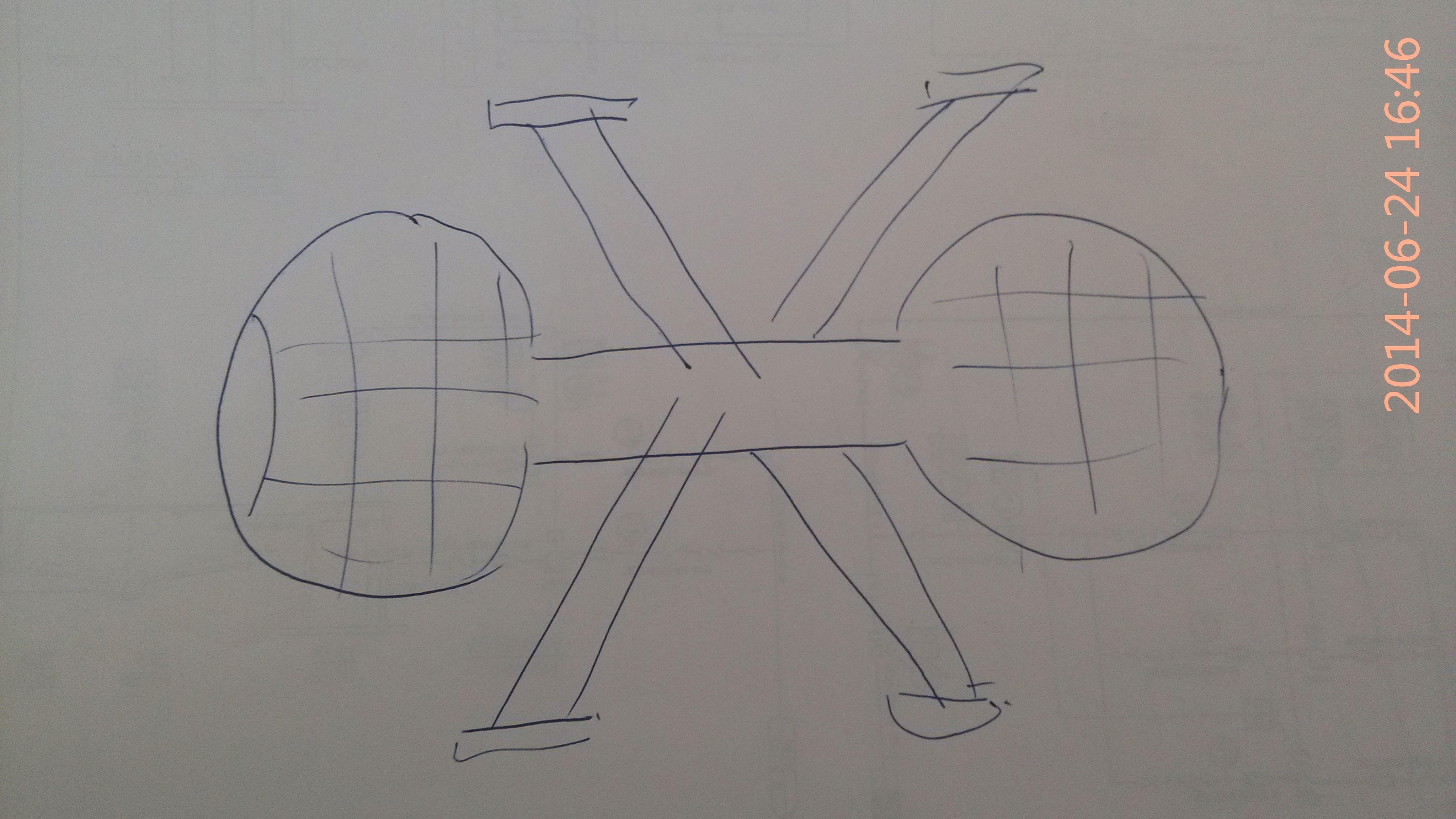 求一日本动漫片,手绘了星际飞船的简图