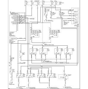 汽车门控灯电路图和工作过程