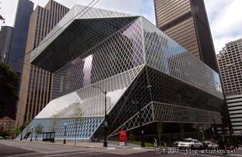 形成在建筑学设计原则的变形与移位,譬如一些结构与大厦封套图片