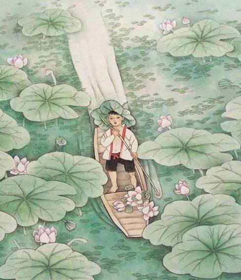 古诗《池上》表达了作者什么的思想感情?