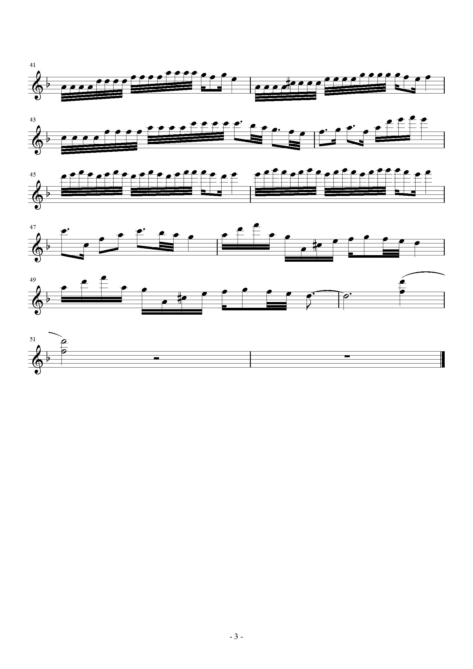 紫色激情 小提琴谱