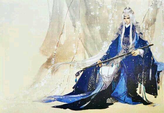 找些古风头像 男 最好是白发 不是也行 小说同人修仙游戏题材都可以图