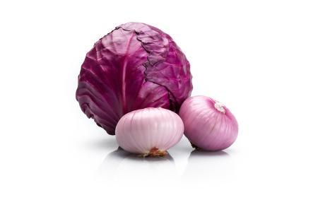好处和紫甘蓝一起吃有猪肚洋葱买回来v好处好后怎么煮好吃图片