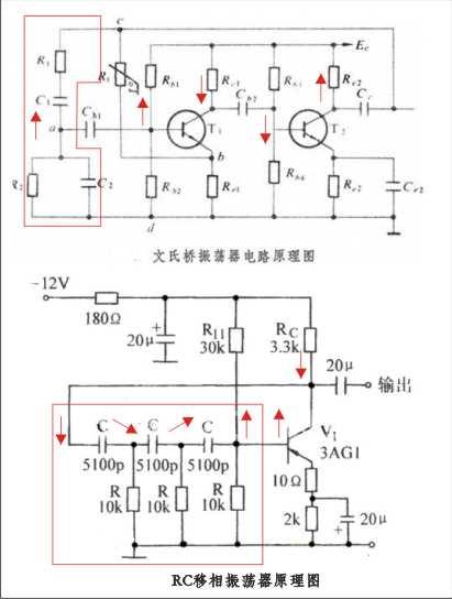 展开全部 振荡电路起震的条件就是正反馈,rc振荡电路也是一样,需要