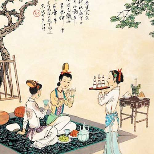 中国古代饮食文化的内容简介