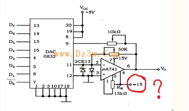 我们用ua741芯片运放驱动喇叭,但是ua741工作时最大的
