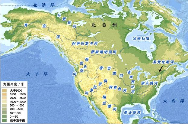 亚洲地形囹�b���_大洋洲和南美洲b.亚洲和
