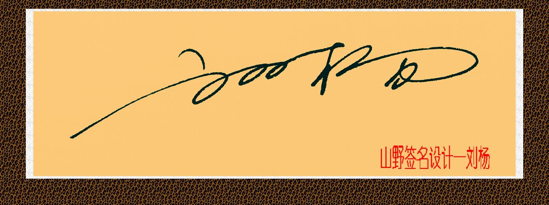 艺术签名设计免费版 我的名字叫刘杨,谁能帮我设计个签名,谢谢了!图片