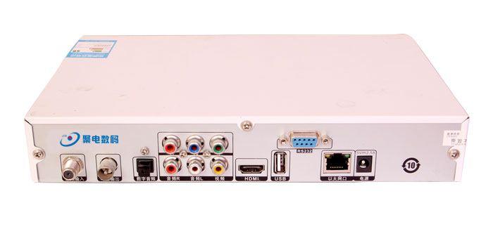 从结构上看,机顶盒一般由主芯片,内存,调谐解调器,回传通道,ca(condi
