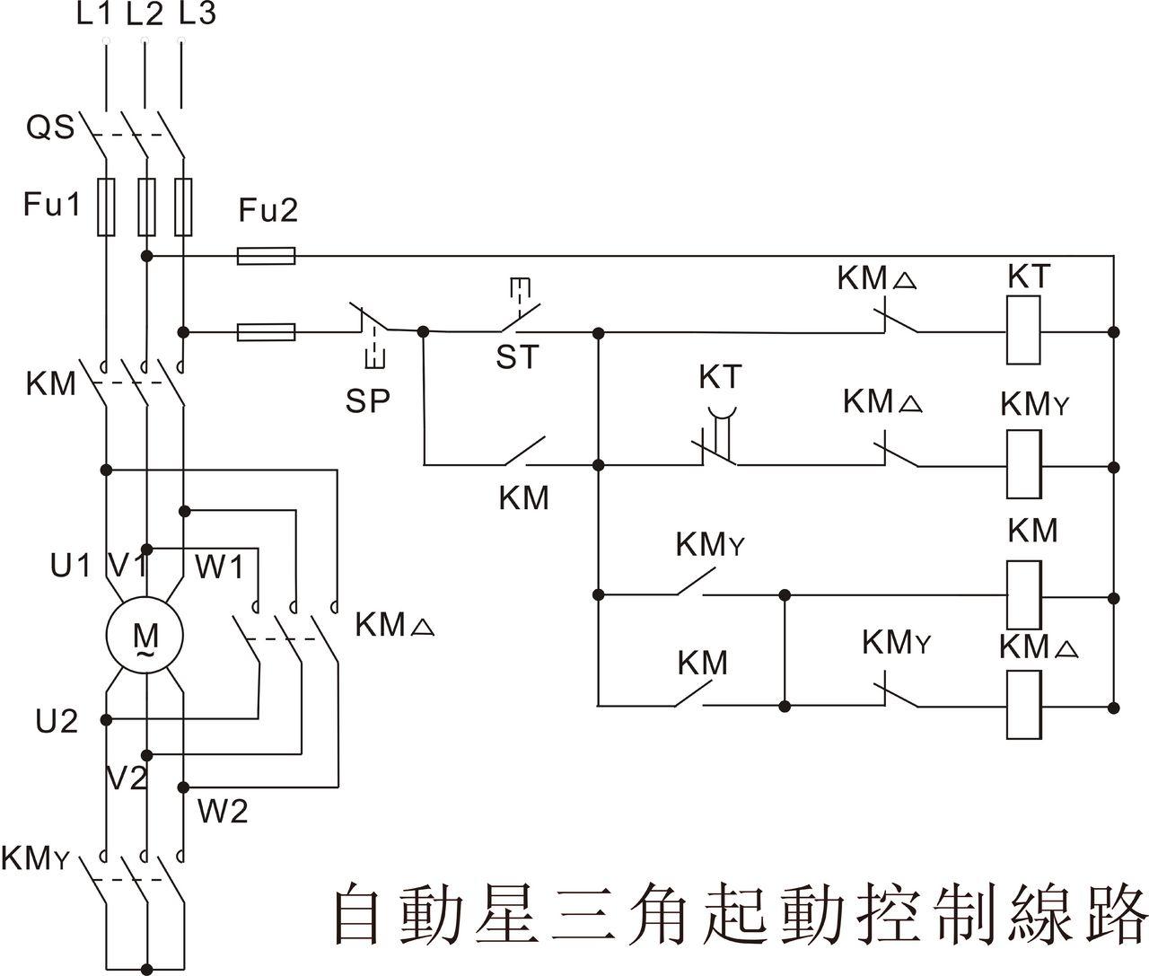关于电工电路的标识,有图片