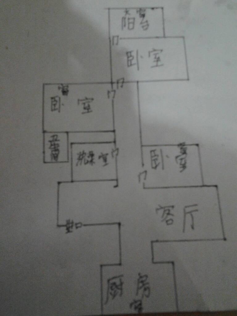 房屋户型图怎么画