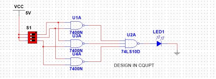 74ls10d是什么意思啊 追答 7400即74ls00,是四-2输入与非门集成电路