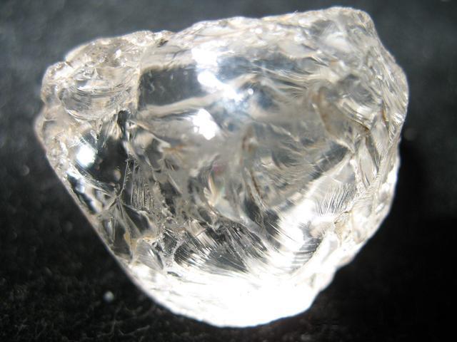 天然钻石原石 天然钻石是什么样的