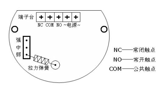 阻旋式料位计如何接线