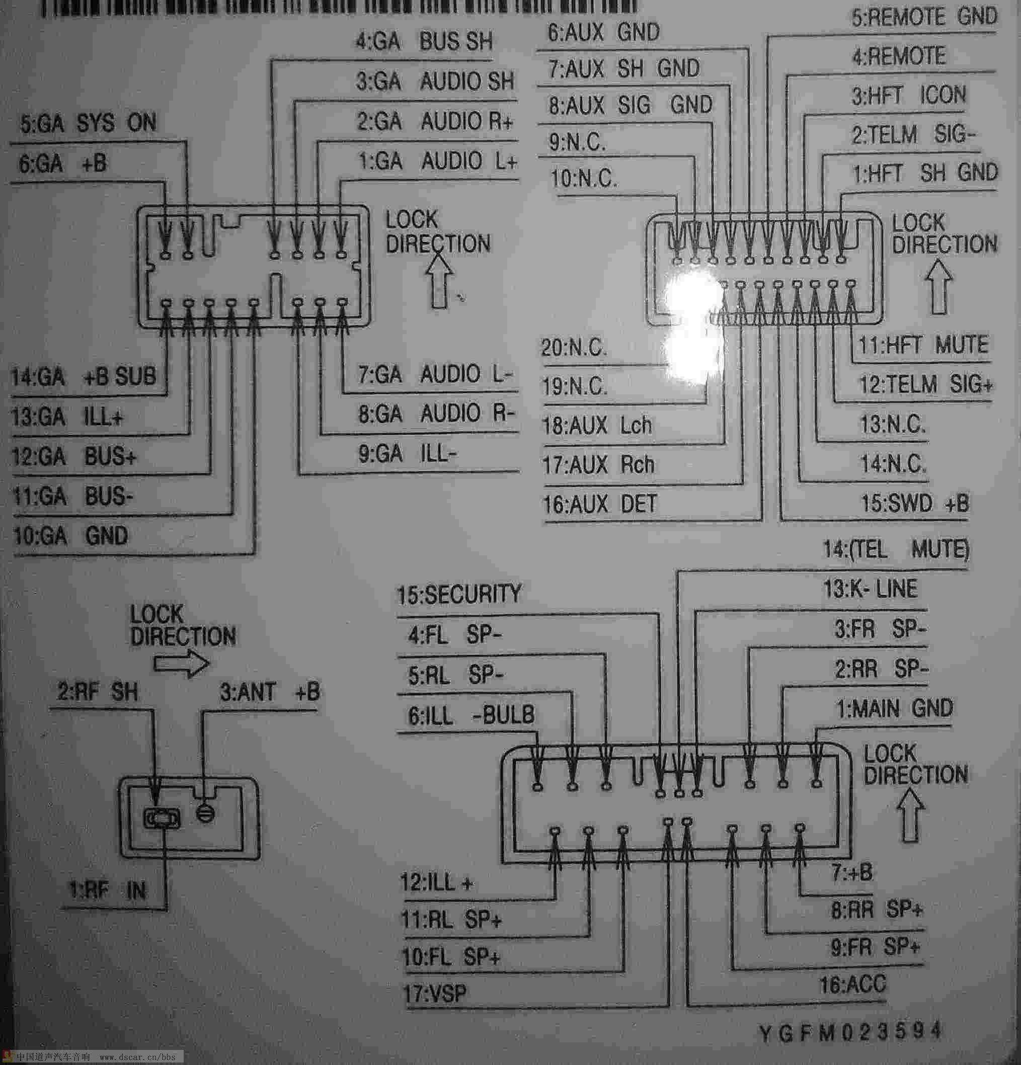 松下c一2166电源电路图