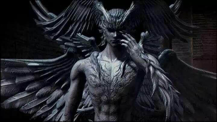这个图画事堕落天使吗?