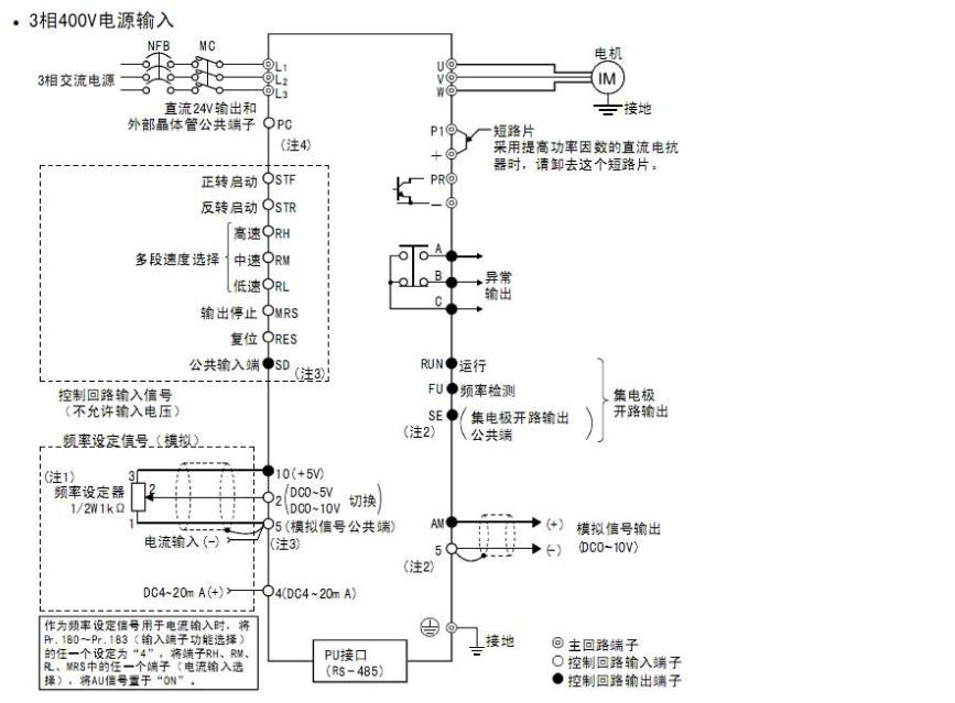 转换为所需频率和电压的交流电,部门变频器还会在电路内加入cpu等部件