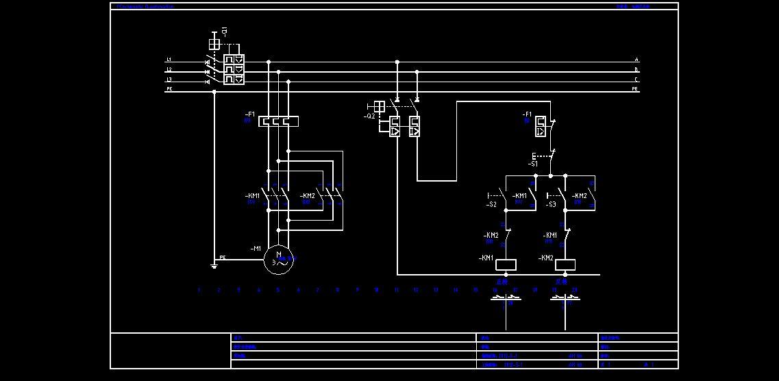 单按钮控制电机的启动 停止的接线图 最好有实物图!感谢!