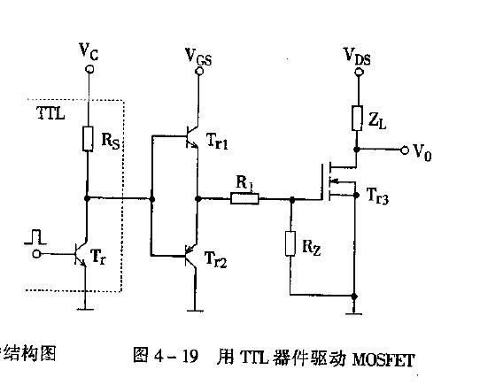 单片机输出的pwm波可以直接驱动buck电路中开关管irf3205的开和关吗?