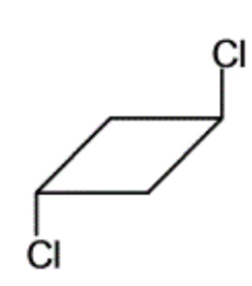 反1,3-二氯环丁烷的结构式是什么?